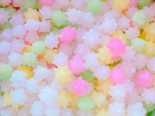金平糖の写真
