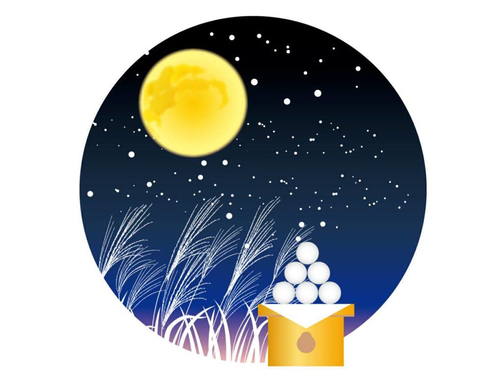 お月見の夜画像