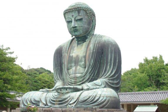 阿弥陀如来の像の写真
