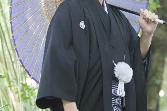 羽織袴の写真