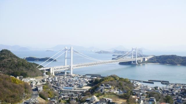 瀬戸大橋の写真