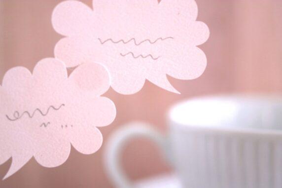 お茶会のイメージ写真